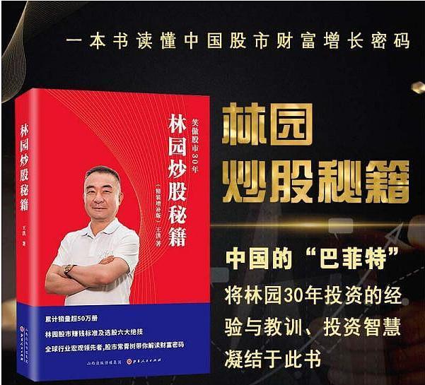 《中国股神林园炒股秘籍》全文在线阅读